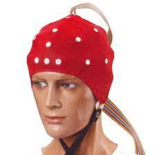 gorra electrodos