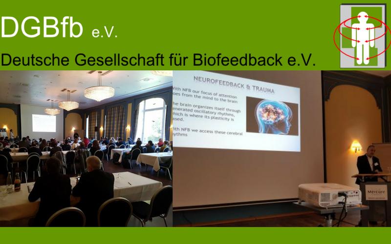 Sebine participó en la 19º Conferencia Anual de la Sociedad Alemana de Biofeedback